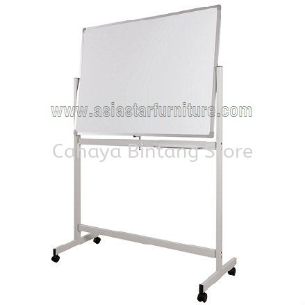 MOBILE DOUBLE SIDED WHITEBOARD-whiteboard bandar utama | whiteboard mutiara damansara | whiteboard bukit jelutong