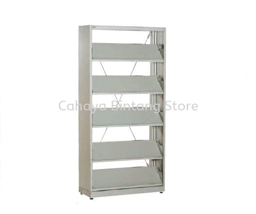 PERIODICAL SHELVING WITH 5 SHELVING - Library Shelving Dataran Prima | Library Shelving Subang Jaya | Library Shelving Shah Alam