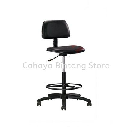 DC4 DRAFTING CHAIR C/W POLYPROPYLENE BASE