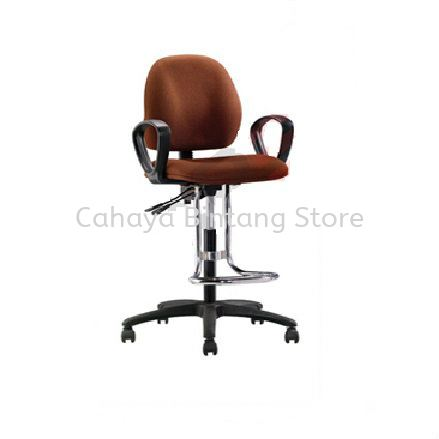 DC2 DRAFTING CHAIR C/W POLYPROPYLENE BASE