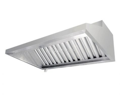 Stainless Steel Smoke Cover