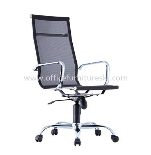 MANJAR 1 HIGH BACK FULLY MESH ERGONOMIC OFFICE CHAIR -ergonomic mesh office chair kelana centre | ergonomic mesh office chair publika | ergonomic mesh office chair mid year sale