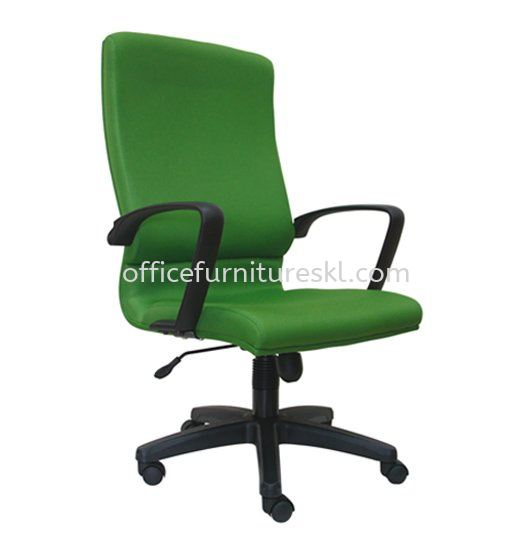 ECO FABRIC HIGH BACK OFFICE CHAIR - Office Furniture Mall Fabric Office Chair   Fabric Office Chair Damansara Mutiara   Fabric Office Chair Empire City   Fabric Office Chair Pudu Plaza