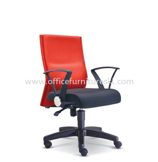 MAGINE FABRIC LOW BACK OFFICE CHAIR - Office Furniture Mall Fabric Office Chair | Fabric Office Chair Bukit Gasing | Fabric Office Chair Seksyen 51a PJ | Fabric Office Chair Kuala Lumpur