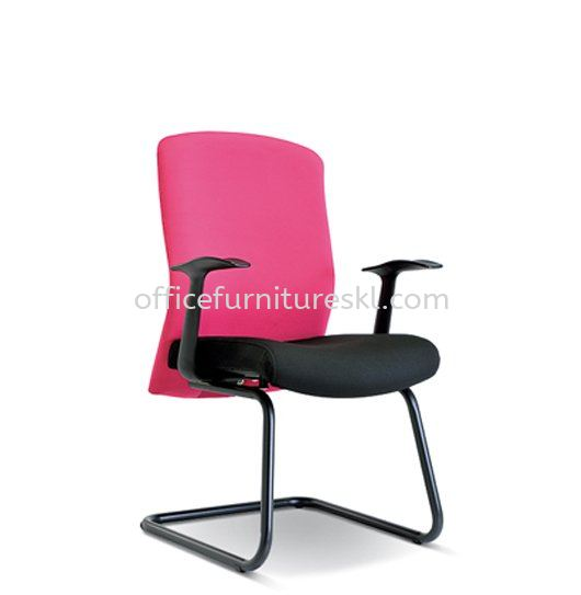 SKILL FABRIC VISITOR OFFICE CHAIR - Top 10 Most Popular Fabric Office Chair | Fabric Office Chair PJ Seksyen 16 | Fabric Office Chair PJ Seksyen 17 | Fabric Office Chair Berjaya Time Square