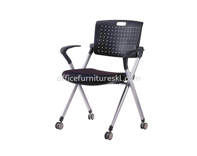 FOLDING/TRAINING CHAIR - COMPUTER CHAIR AEXIS 1 - Office Chair 365 Days Warranty Folding/Training Chair - Computer Chair | Folding/Training Chair - Computer Chair Kuchai Lama | Folding/Training Chair - Computer Chair Technology Park Malaysia | Folding/Training Chair - Computer Chair Cheras Leisure Mall