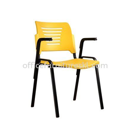 TRAINING/STUDY CHAIR - PLASTIC CHAIR AEXIS PP C/W ARMREST - Top 10 Best Recommended Training/Study Chair - Plastic Chair | Training/Study Chair - Plastic Chair Bandar Puchong Jaya | Training/Study Chair - Plastic Chair Bandar Kinrara | Training/Study Chair - Plastic Chair Ampang Jaya