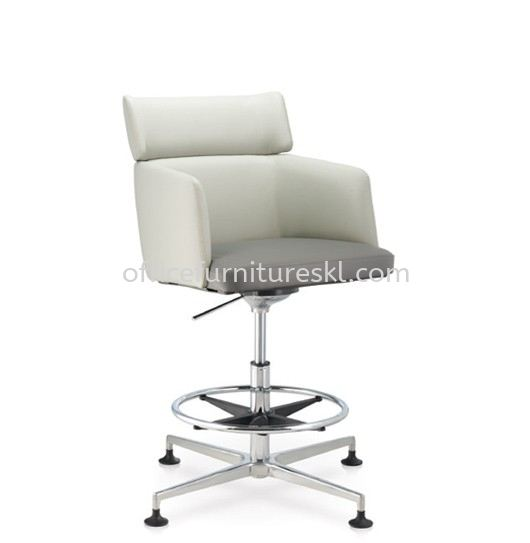 ANTHOM EXECUTIVE MEDIUM BACK LEATHER OFFICE CHAIR - office chair taman shamelin perkasa | office chair starling mall pj | office chair top 10 best value office chair