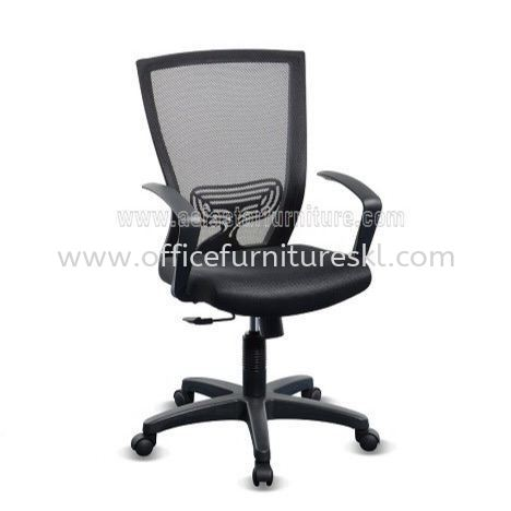 ADORA MEDIUM BACK MESH CHAIR WITH POLYPROPYLENE BASE ABV-A2
