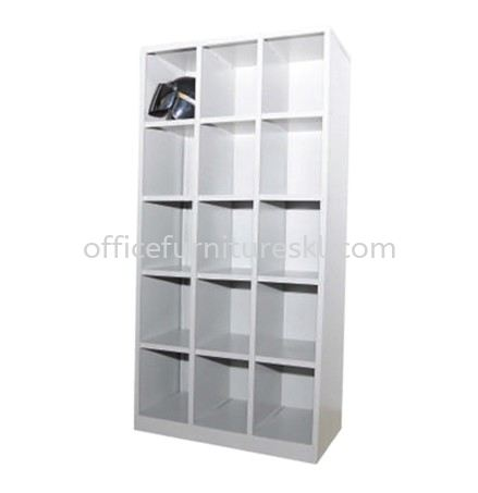 FULL HIGH STEEL 15 PIGEON HOLE CABINET - Top 10 Best Budget Steel Cabinet   Steel Cabinet Semenyih   Steel Cabinet Bandar Teknologi   Steel Cabinet Bangi