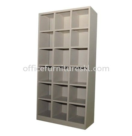 FULL HIGH STEEL 18 PIGEON HOLE CABINET- Top 10 Most Popular Steel Cabinet   Steel Cabinet Seri Kembangan   Steel Cabinet Serdang   Steel Cabinet Puncak Jalil