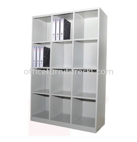 APH12-515 FULL HIGH STEEL 12 PIGEON HOLE