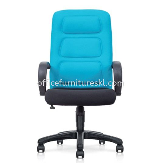 ERANTHUS FABRIC HIGH BACK OFFICE CHAIR - Office Furniture Shop Fabric Office Chair | Fabric Office Chair The Curve | Fabric Office Chair IPC Shopping Centre | Fabric Office Chair Pudu