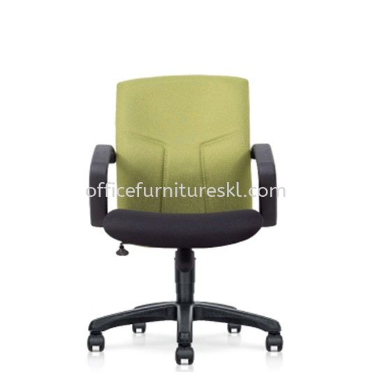 MALLIS FABRIC LOW BACK OFFICE CHAIR - Office Furniture Manufacturer Fabric Office Chair   Fabric Office Chair Oasis Ara Damansara   Fabric Office Chair Taipan 2 Damansara   Fabric Office Chair Taman Melawati