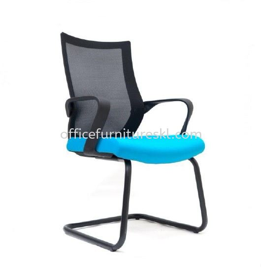 OWER 2 VISITOR ERGONOMIC MESH CHAIR WITH EPOXY BASE ASE 2827