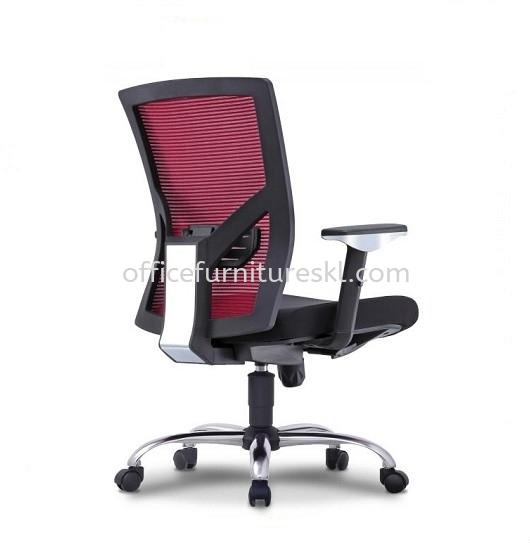 AERO 2 MEDIUM BACK ERGONOMIC MESH OFFICE CHAIR-ergonomic mesh office chair 3 damansara shopping mall | ergonomic mesh office chair ampang jaya | ergonomic mesh office chair anniversary sale