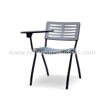 TRAINING/STUDY CHAIR - PLASTIC CHAIR AEXIS-3 C/W TABLET - Top 10 Best Comfortable Training/Study Chair - Plastic Chair | Training/Study Chair - Plastic Chair The Garden | Training/Study Chair - Plastic Chair Kerinchi | Training/Study Chair - Plastic Chair Mont Kiara
