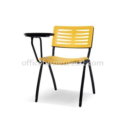 TRAINING/STUDY CHAIR - PLASTIC CHAIR AEXIS-3 C/W TABLET - Top 10 Best Budget Training/Study Chair - Plastic Chair | Training/Study Chair - Plastic Chair Mid Valley | Training/Study Chair - Plastic Chair KL Eco City | Training/Study Chair - Plastic Chair Solaris