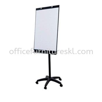 DELUXE FLIP CHART WHITEBOARD-flip chart whiteboard balakong | flip chart whiteboard mahkota cheras | flip chart whiteboard puchong