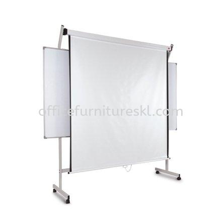 PRO WHITE SCREEN-whiteboard chan sow lin   whiteboard shamelin   whiteboard pandan indah