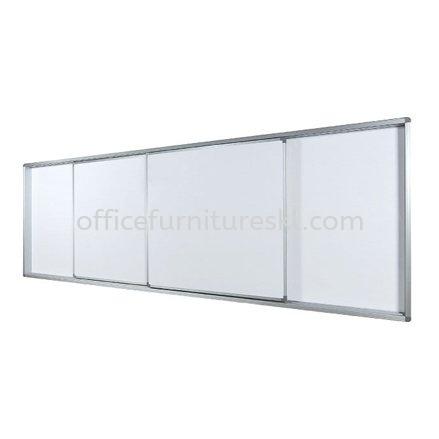SLIDING BOARD SYSTEM-whiteboard selayang | whiteboard kepong | whiteboard segambut