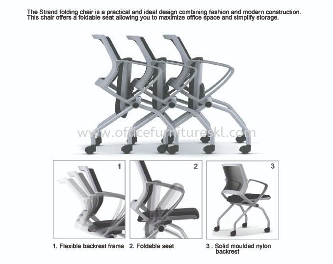 FOLDING/TRAINING CHAIR - COMPUTER CHAIR STRANDER (Specification 1) - Hot Item  Folding/Training Chair - Computer Chair |  Folding/Training Chair - Computer Chair Salak South |  Folding/Training Chair - Computer Chair Balakong |  Folding/Training Chair - Computer Chair Exchange 106@TRX