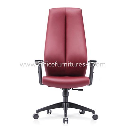 SENSE 1 EXECUTIVE EXTRA HIGH BACK LEATHER OFFICE CHAIR - must buy | executive office chair ttdi jaya | executive office chair kawasan perindustrian temasya | executive office chair batu caves