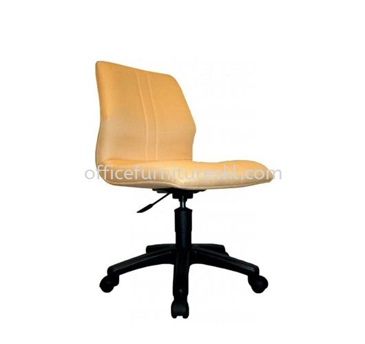 TY8 MINI LOW BACK FABRIC CHAIR W/O ARMREST AND POLYPROPYLENE BASE