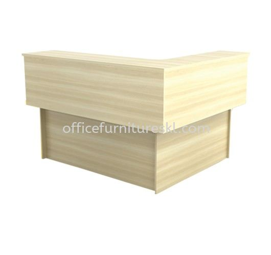 MUPHI RECEPTION COUNTER OFFICE TABLE - promotion reception counter office table | reception counter office table centrepoint bandar utama | reception counter office table damansara jaya | reception counter office table kepong