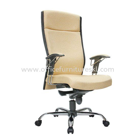 CONLAY EXECUTIVE HIGH BACK CHAIR - office chair menara citybank | office chair subang | office chair top 10 must have