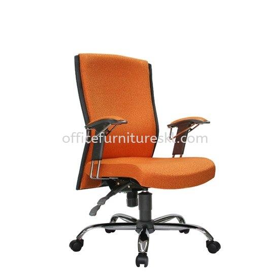 CONLAY EXECUTIVE MEDIUM BACK OFFICE CHAIR - office chair kl trilion | office chair bandar sunway | office chair top 10 best comfortable office chair