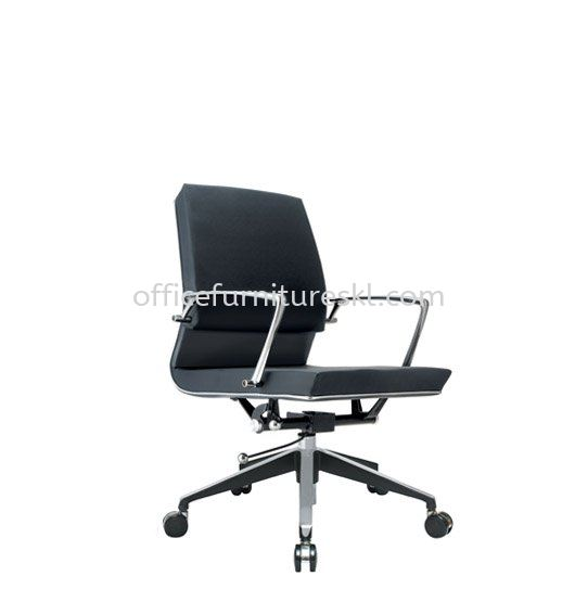 NIDOZ EXECUTIVE LOW BACK OFFICE CHAIR - promotion   executive office chair empire city   executive office chair the curve   executive office chair batu caves