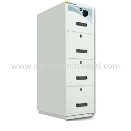 FIRE RESISTANT CABINET 4 DRAWER