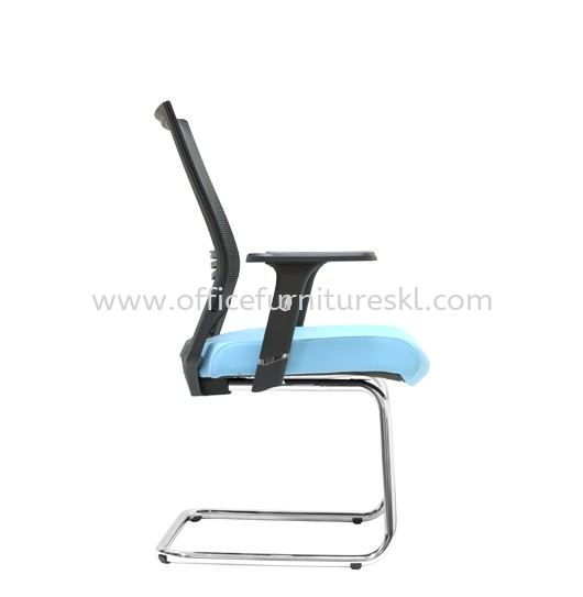 CARLTON 1 VISITOR ERGONOMIC MESH OFFICE CHAIR-ergonomic mesh office chair pusat dagangan nzx | ergonomic mesh office chair jalan ampang | ergonomic mesh office chair mid year sale