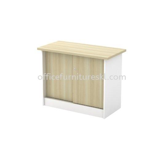 BERLIN SIDE OFFICE FILING CABINET C/W SLIDING DOOR - 12.12 Mega Sale Filing Cabinet | Filing Cabinet Shah Alam | Filing Cabinet Kota Kemuning | Filing Cabinet Klang