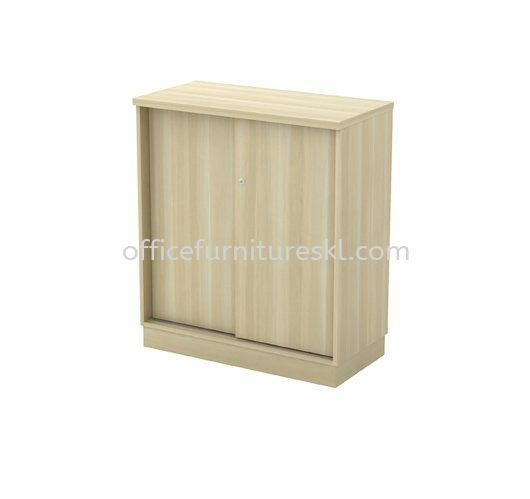 EXTON LOW OFFICE FILING CABINET C/W SLIDING DOOR - Near Me Filing Cabinet | Filing Cabinet Kota Damansara | Filing Cabinet Sungai Buloh | Filing Cabinet Tropicana