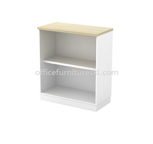 MUPHI LOW OFFICE FILING CABINET C/W OPEN SHELF - Top 10 Must Have Filing Cabinet | Filing Cabinet Kajang | Filing Cabinet Semenyih | Filing Cabinet Nilai