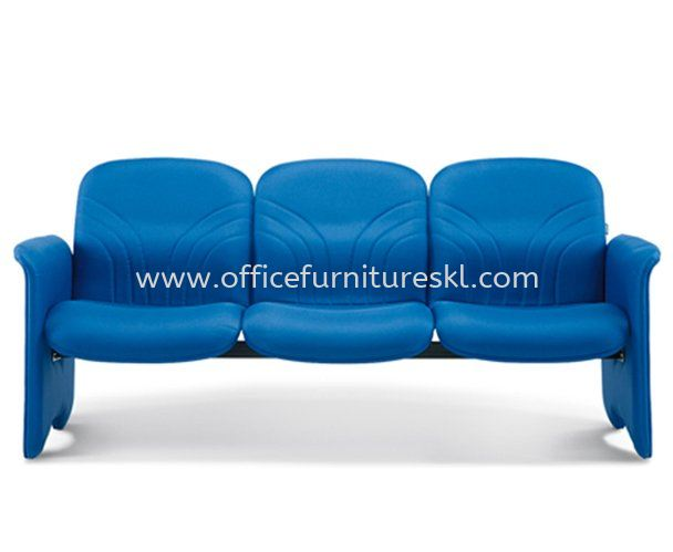 WENGER THREE SEATER OFFICE SOFA - Top 10 Best Office Sofa | office sofa Centrepoint Bandar Utama | office sofa Damansara Jaya | office sofa Titiwangsa