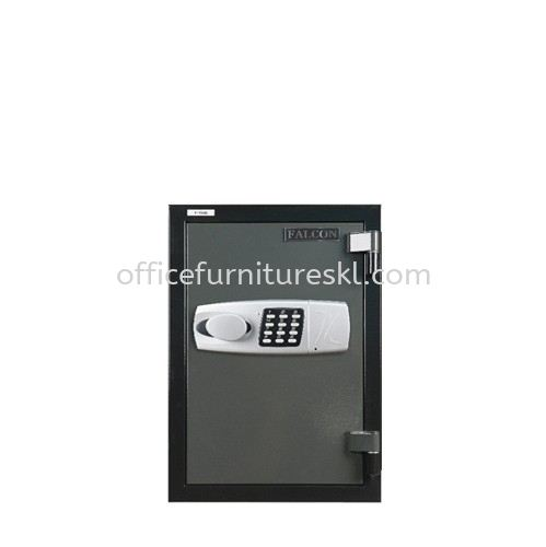 SOLID SAFE DIGITAL COLOR BLACK F-V58E