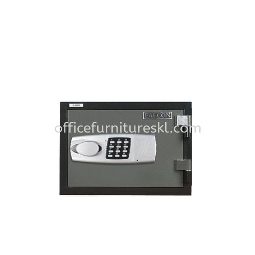 SOLID SAFE DIGITAL COLOR BLACK F-H38E