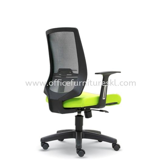 WIMBERLY 2 MEDIUM BACK ERGONOMIC MESH OFFICE CHAIR - ergonomic mesh office chair tropicana   ergonomic mesh office chair pudu   ergonomic mesh office chair chair fast delivery
