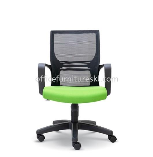 SHANKLIN LOW BACK ERGONOMIC MESH OFFICE CHAIR  -ergonomic mesh office chair hicom industrial estate | ergonomic mesh office chair batu caves | ergonomic mesh office chair top 10 must have office chair