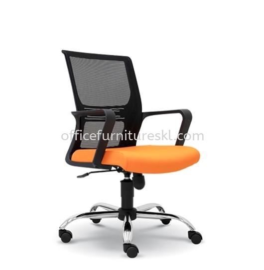 SHANKLIN LOW BACK ERGONOMIC MESH OFFICE CHAIR -ergonomic mesh office chair taman perindustrian utama | ergonomic mesh office chair selayang | ergonomic mesh office chair top 10 most popular office chair