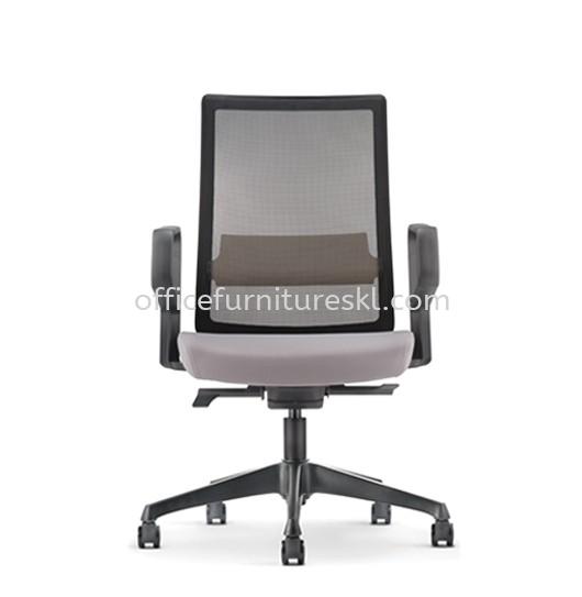 SURFACE MEDIUM BACK ERGONOMIC MESH OFFICE CHAIR -ergonomic mesh office chair one city | ergonomic mesh office chair bandar teknologi kajang | ergonomic mesh office chair top 10 best model office chair