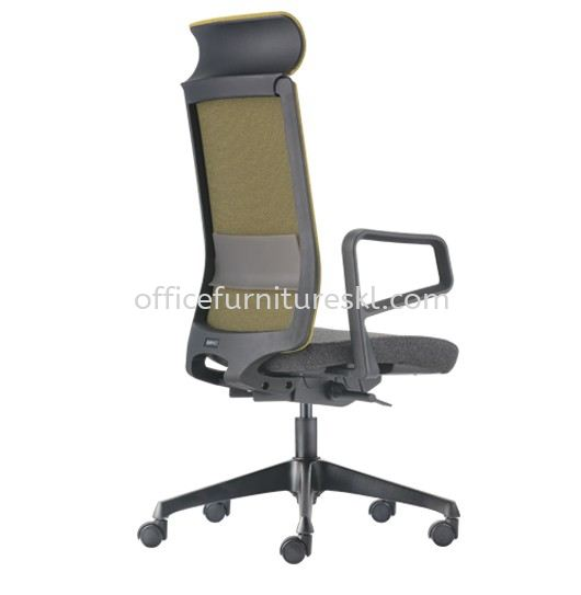 SURFACE HIGH BACK ERGONOMIC SOFTEC OFFICE CHAIR -ergonomic mesh office chair bandar bukit raja | ergonomic mesh office chair cheras sentral mall | ergonomic mesh office chair top 10 best design office chair