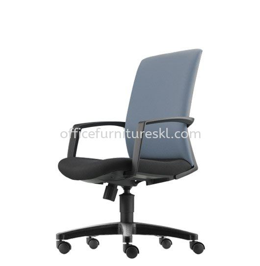 FITS EXECUTIVE MEDIUM BACK FABRIC CHAIR WITH POLYPROPYLENE BASE AFT 5711F