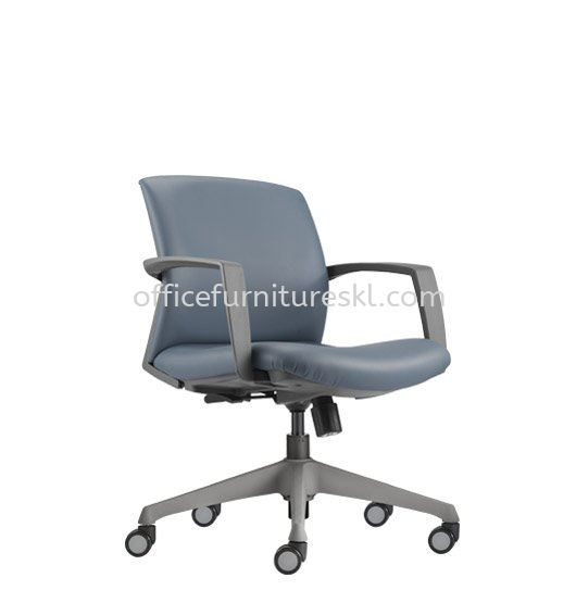 FITS EXECUTIVE LOW BACK LEATHER OFFICE CHAIR - top 10 best model office chair | executive office chair bandar baru klang | executive officec chair bandar baru tinggi | executive office chair wangsa maju