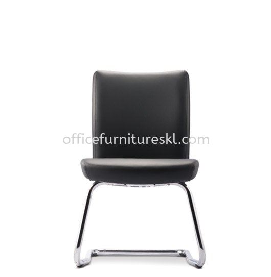 ERGO EXECUTIVE VISITOR LEATHER OFFICE CHAIR - executive office chair sri hartama | executive office chair bandar kinrara | executive office chair hot item