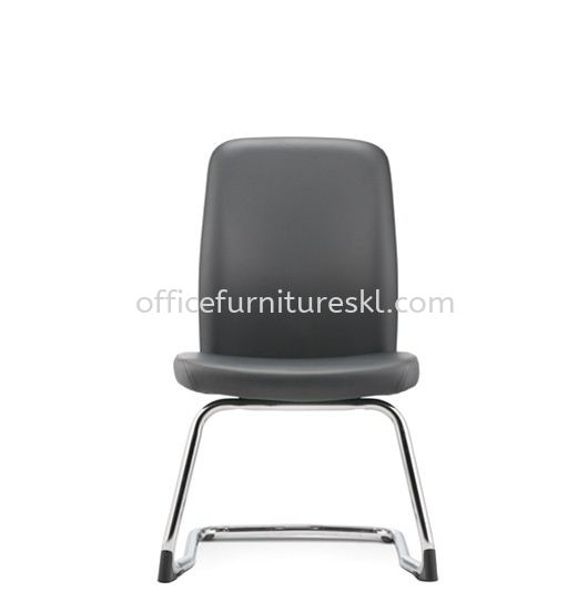 ARONA EXECUTIVE VISITOR LEATHER OFFICE CHAIR - office chair bandar sri permaisuri | office chair kl eco city | office chair top 10 best budget office chair