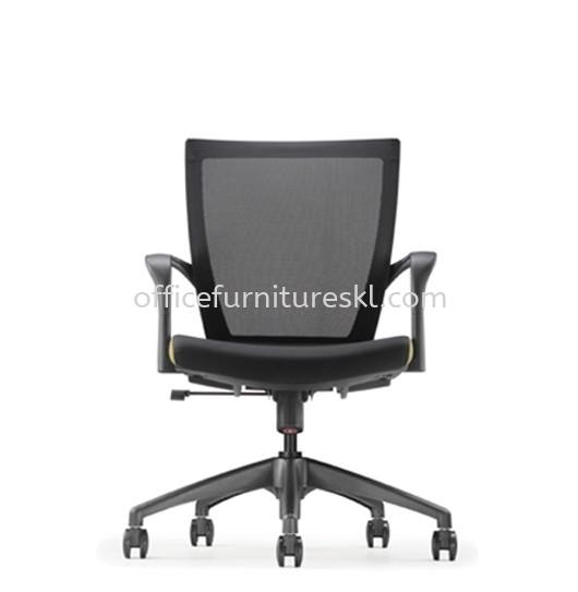 MAXIM LOW BACK ERGONOMIC MESH OFFICE CHAIR WITH ROCKET NYLON BASE -ergonomic mesh office chair sepang   ergonomic mesh office chair cheras leisure mall   ergonomic mesh office chair 11.11 crazy sale